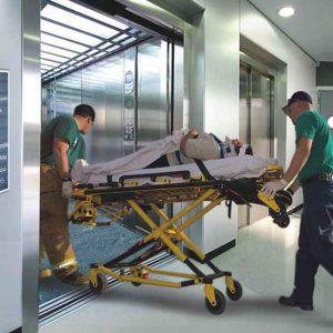 Hospital Bed Elevator