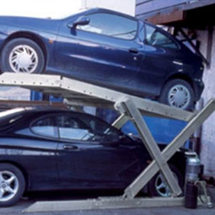 B - Power System - 2 Level Parking System